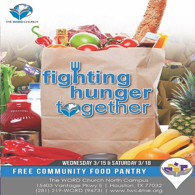 Free Community Food Pantry North Campus The Word Church